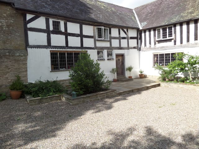 Walford Court B&B - Bedstone - Bed & Breakfast