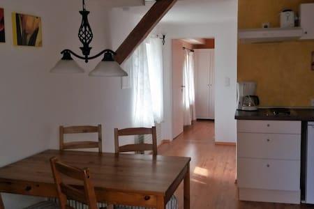 Ferienwohnung Dornröschen-Bodensee Berge und Mehrr - Weißensberg - Appartement