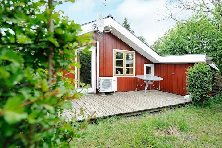 Pretty Cottage in Hemmet near Sea
