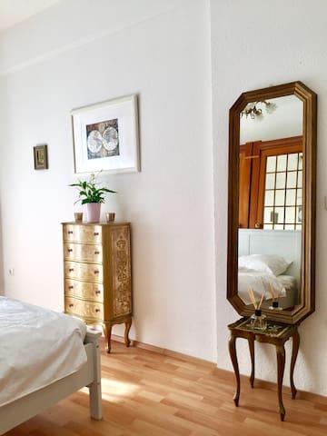 1 bedroom + big kitchen + balcony - Düsseldorf - Apartment