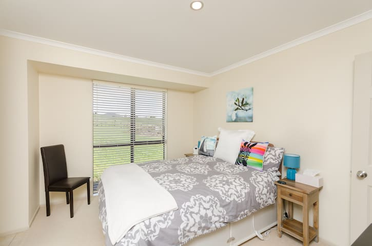 Kerikeri Rural Homestay Queen Ensuite Room - Kerikeri - Oda + Kahvaltı