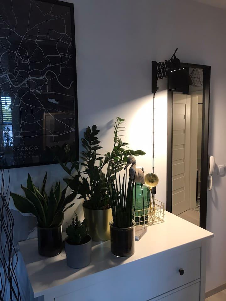 Apartament Myśliwska