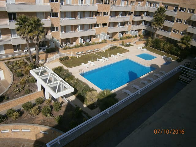 SUN, POOL and BEACH - Esmoriz - Apartament