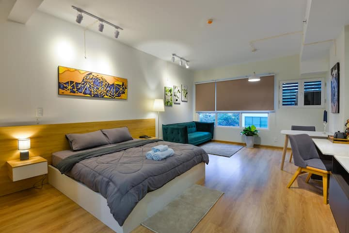 Charm House-Studio in city center ***Best Location