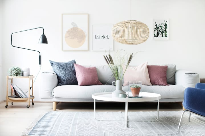 family friendly house with parking - Kopenhagen - Haus