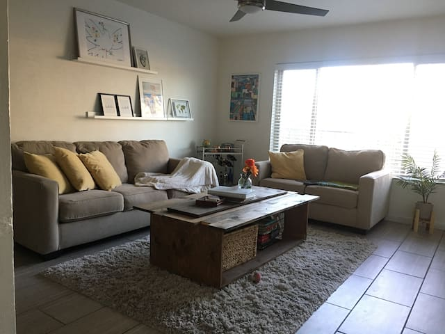 Spacious Apartment in HEART of SOUTH PARK