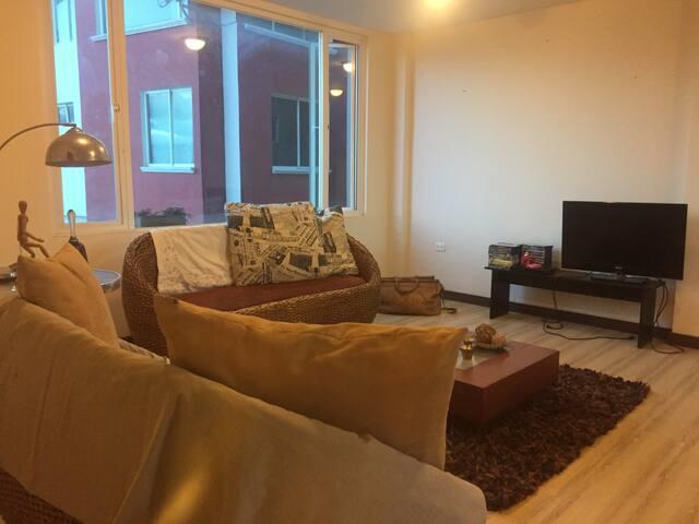 Habitación independiente en Renta