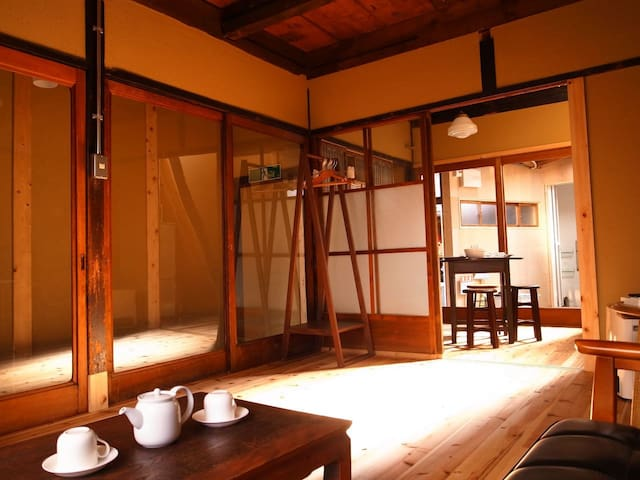 Kyoto Traditional Home with Wi-Fi
