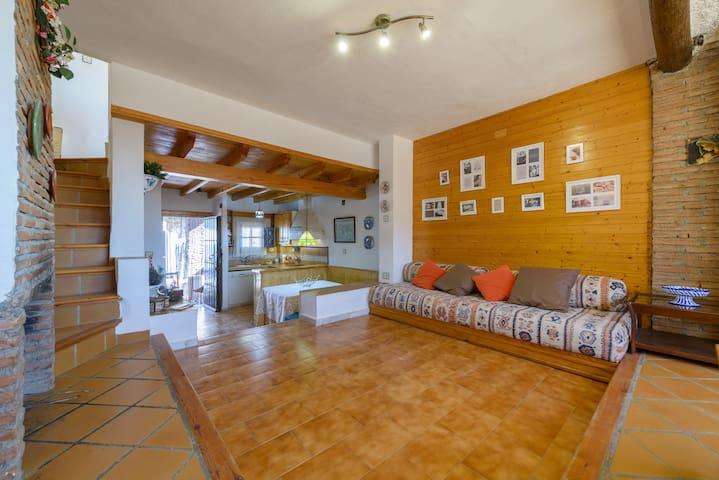"""Casa rural """"Cuatro Estaciones"""" - Capileira - Huis"""