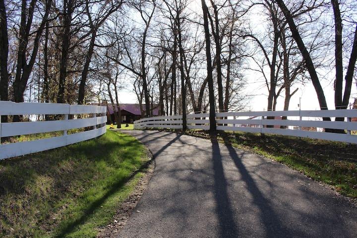 Dandelion Farm Getaway - Fort Ripley - Maison