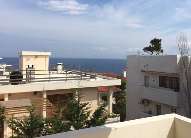Nice apartement with view - Rafina - Apartment