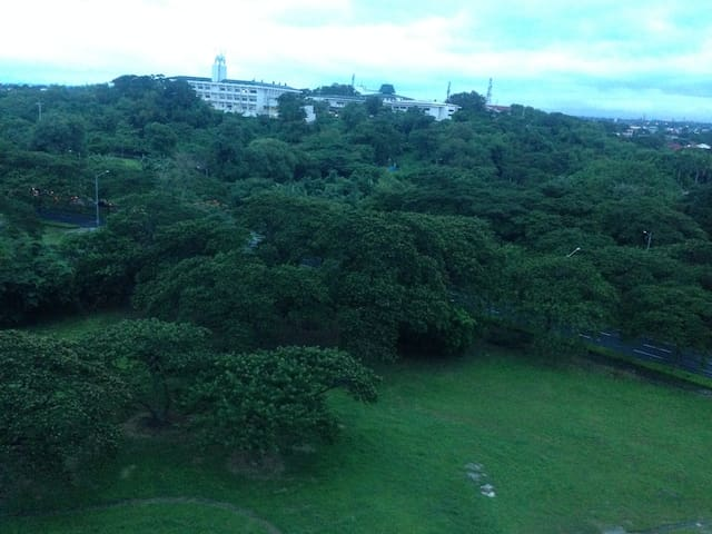 1BR,Fully furnished Condo,Wifi,Parking - Muntinlupa - (ไม่ทราบ)