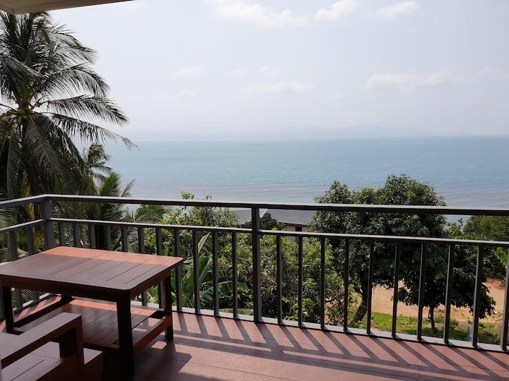 Seaview 2bedrom ,bankai ,100m from beach