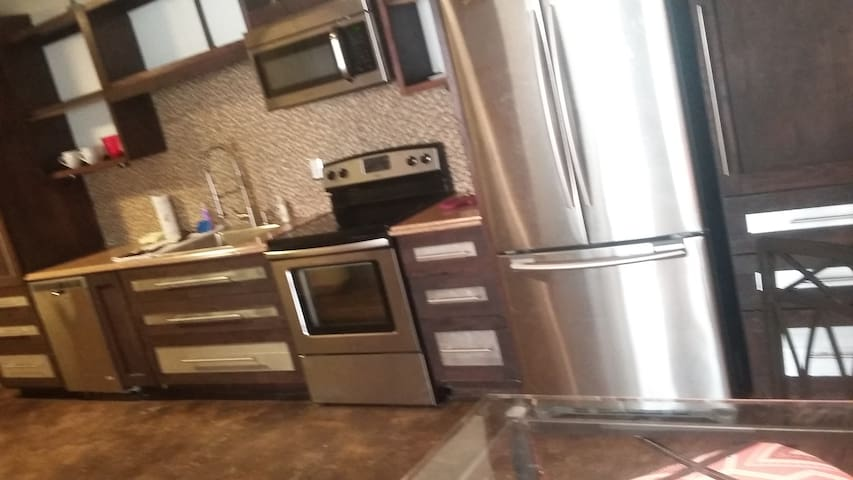 Downtown loft in mixed office building - Wichita