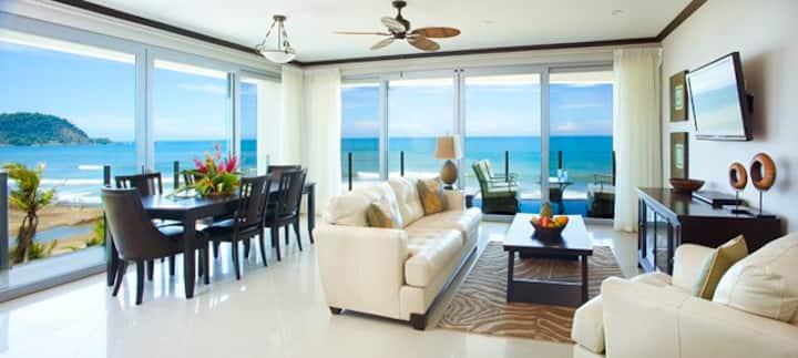 Manhattan Hits Jaco Beach