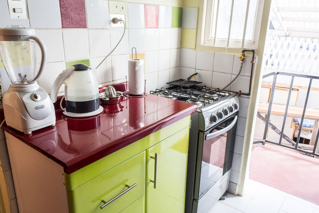 La cocina // Kitchen