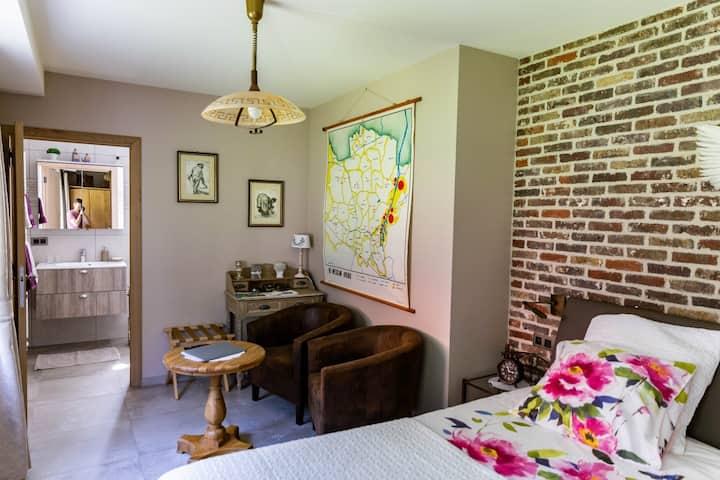 Luxury room Eekhoorn