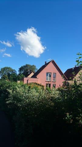 Sur la route des vins, Guebwiller - Guebwiller - Huis