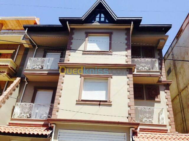 Belle appartement avec jardin - Bouzareah