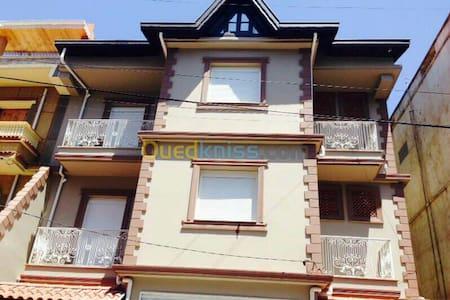 Belle appartement avec jardin - Bouzareah - House