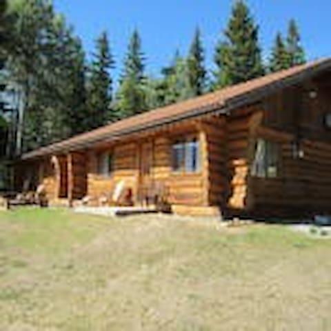Five Sleeper Riverside Studio Cabin # 3