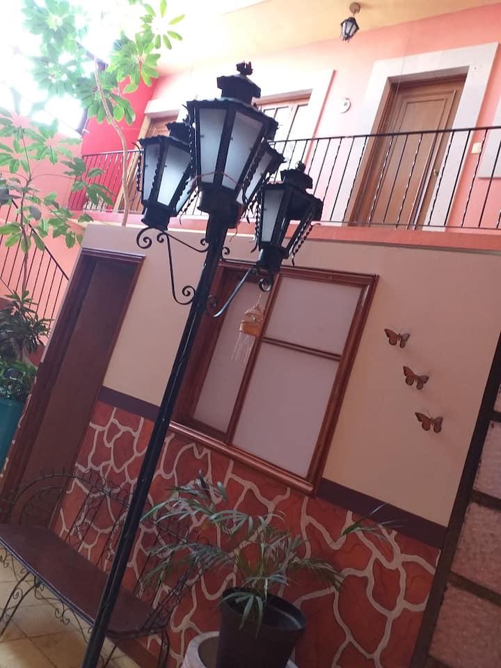 La casa de Otilia