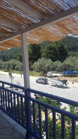 S/view apartment @ mamma mia Island Skopelos-B5
