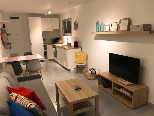 Have Fun Apartment 100m from the beach BCN!