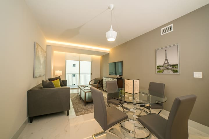 Luxurious Apartment in the Heart of Brickell