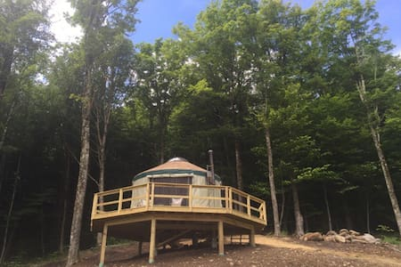 The Yurt at Beech Hill - Yurt