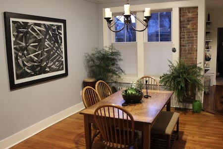 Historic Townhouse in the heart of The Berkshires! - Pittsfield