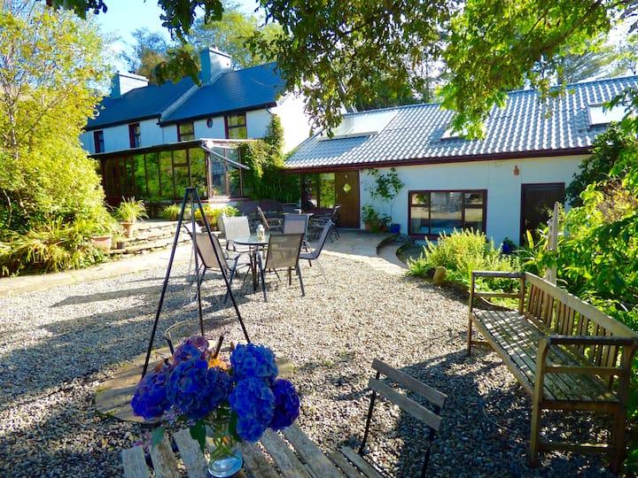 Hagal Farm 7 bedroom Rural Retreat near Bantry