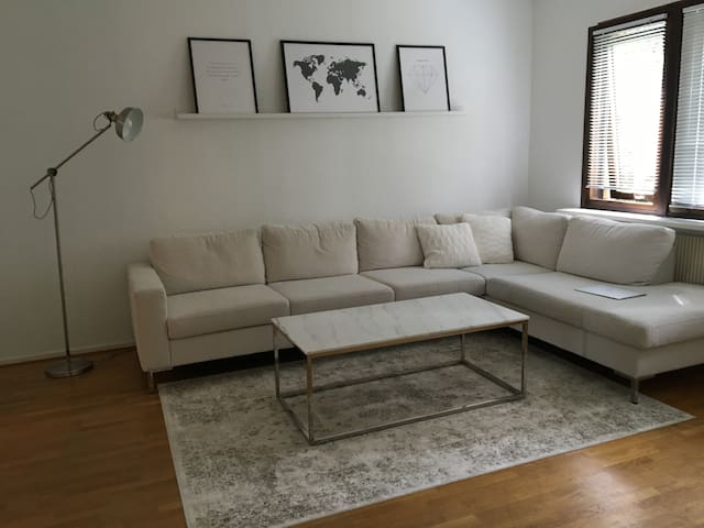 Central apartment in a calm neighborhood - Gothenburg - Apartment