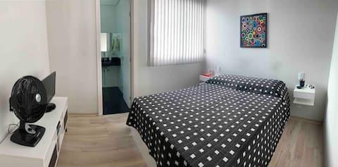 Apartamento Moderno e Espaçoso em Belo Horizonte
