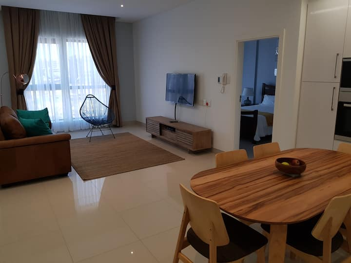 Itowers Luxury Apartments at CBD Gaborone
