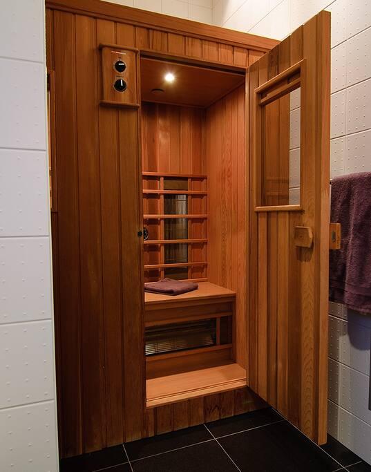infra-rood sauna