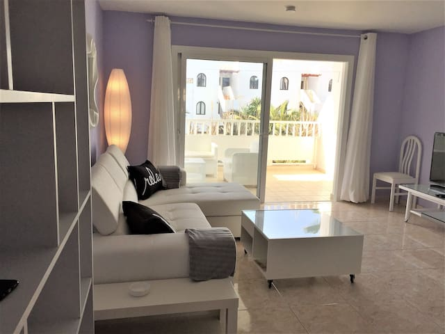 Lovely one-bedroom flat in Costa Teguise - Costa Teguise - Apartment
