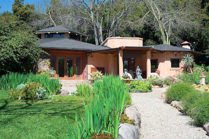 Eco Garden Pavilion