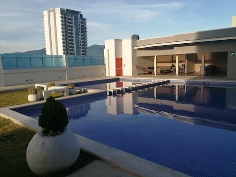 Beautiful Apartment in Torres Los Yoses