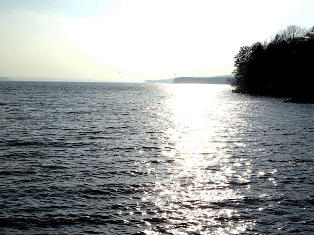 Ferienwohnung Broda - Wasser / Natur und Zentrum