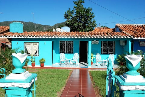 Casa Teresa y Sunilda habitacion privada.