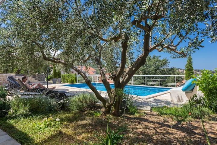 Appt Epidaurus 4 with swimmimg pool