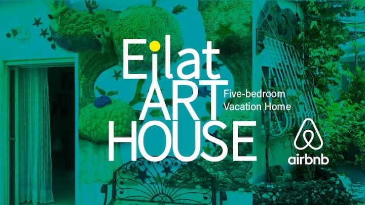 Eilat Art House אילת ארט האוס