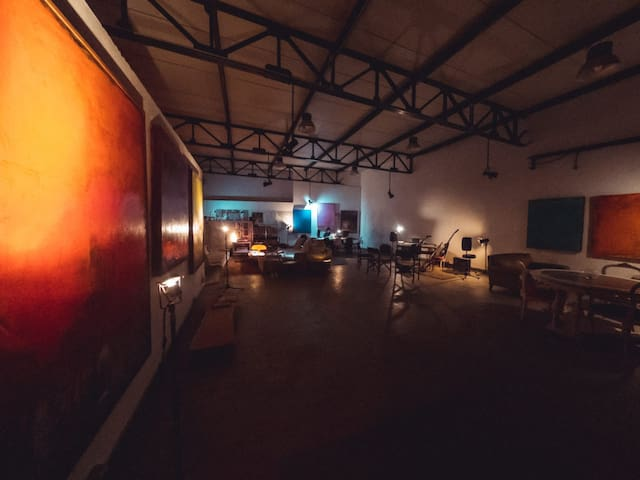 Art Loft and apartment - Magnetwo space