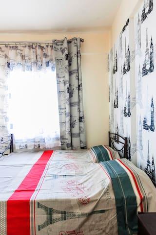 Apartments - Hostel Meteora - Τρίκαλα - Apartment