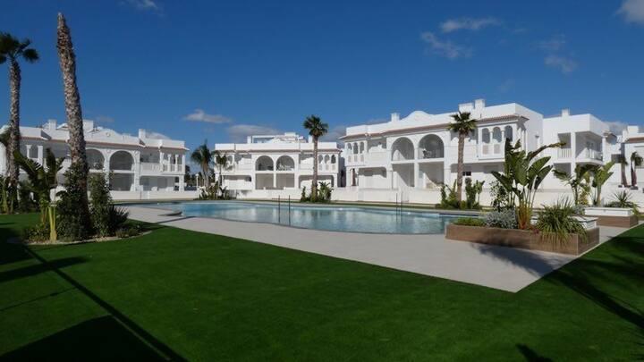 Moderne ny leilighet til leie i Ciudad Quesada