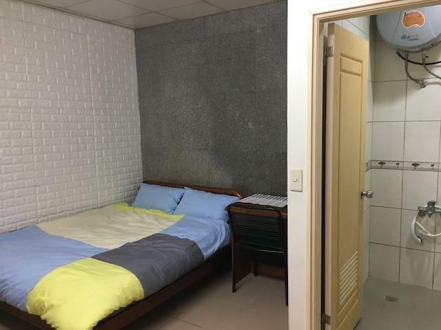 湖口工業區簡約小套房202