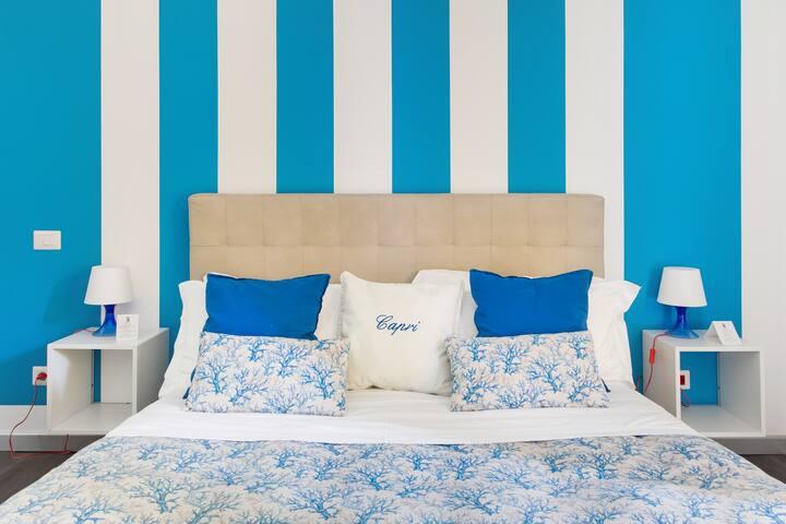 Il Saraceno - Sunny Private Guest Suites in the City Center