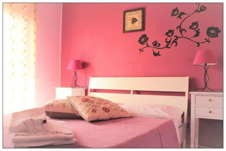 Sicilia Home b&b nel cuore di Catania-Orchid Room