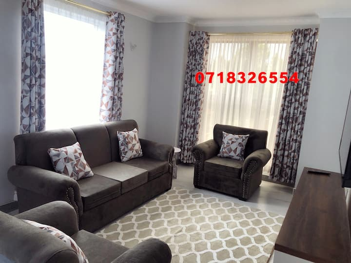 Luxury furnished home's. 3 bedroom apartment.